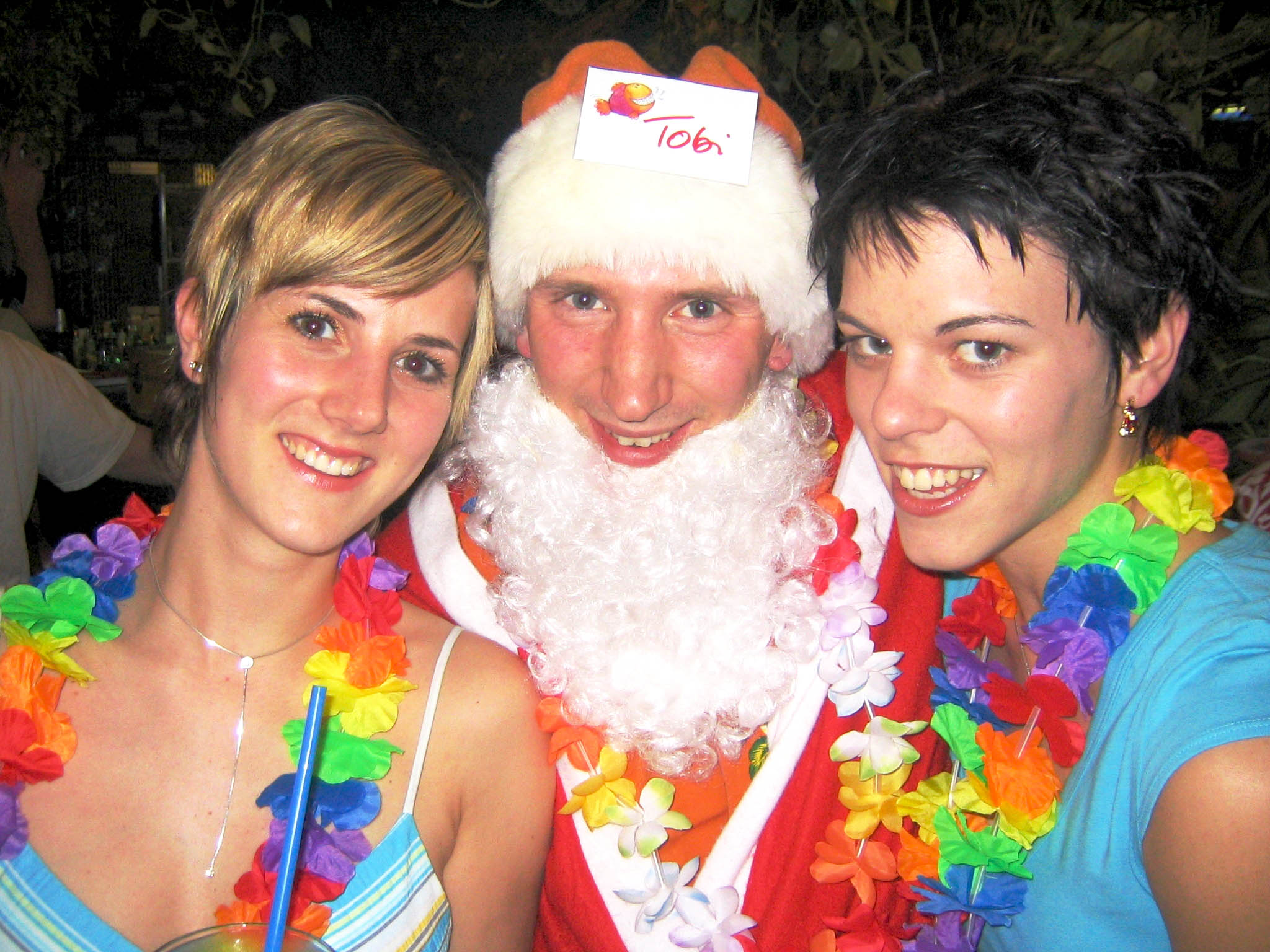 Teamspiele Weihnachtsfeier.Karibische Weihnachtsfeier Beach Business